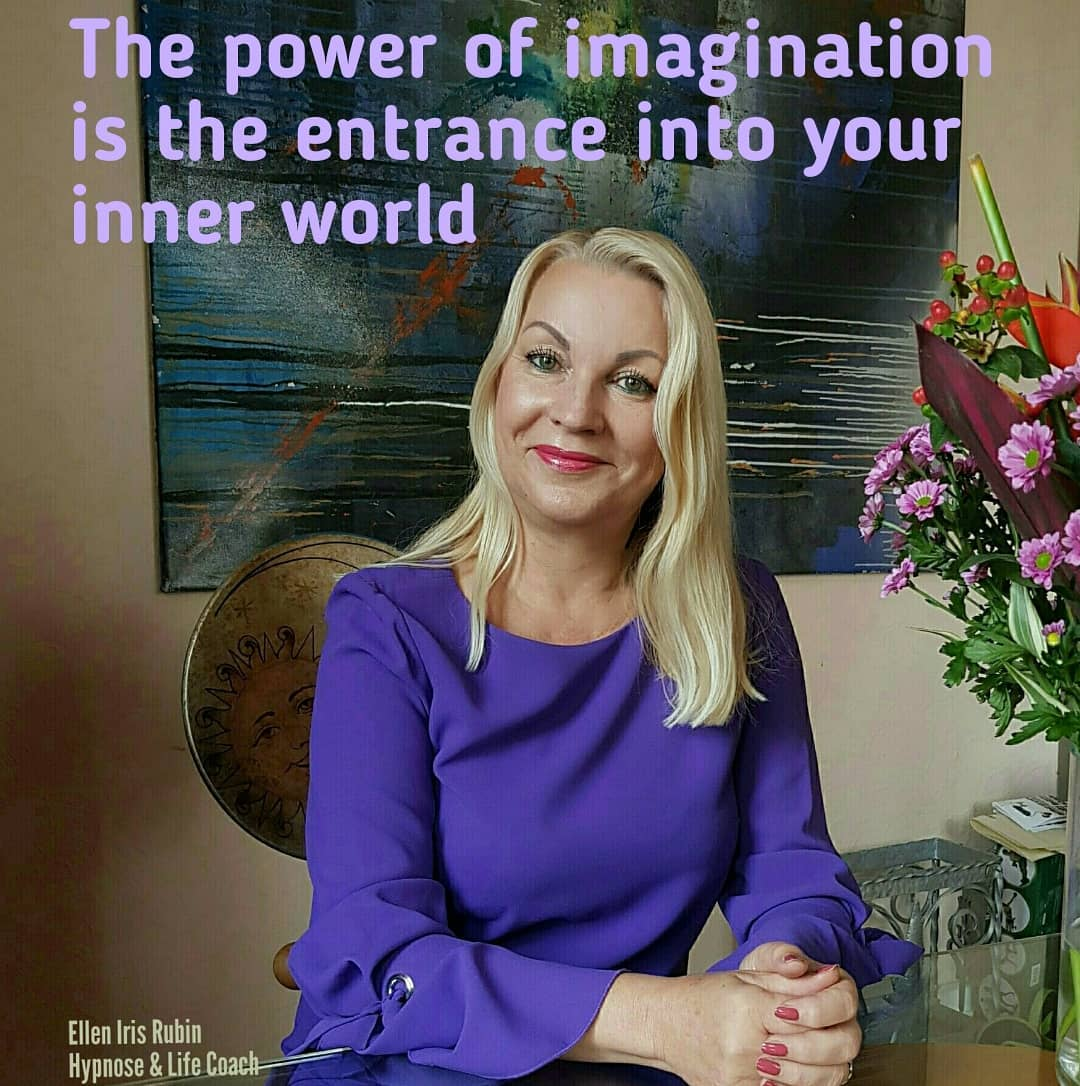 The power of imagination is the entrance into your inner world