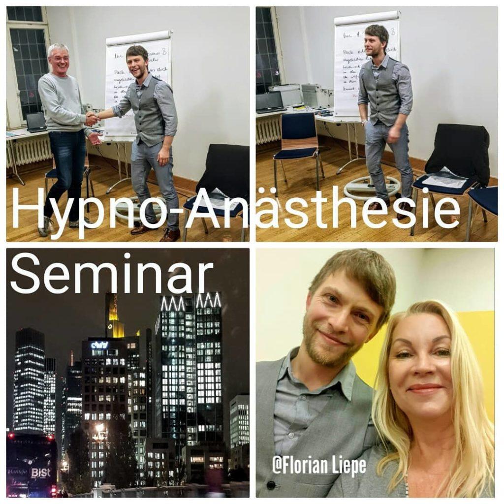 HYPNO- ANÄSTHESIE SEMINAR   Hypnose Coaching Aachen